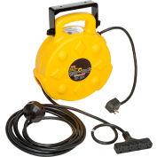 Rallonge électrique professionnelQuad-TapBayco® SL -8904,50 pi de longueur,12/3GA