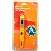 Cooper-Atkins® DPP400W - Thermomètre Digital, imperméable à l'eau, Style stylo, arrêt automatique