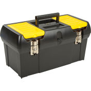 """Stanley 019151M 19"""" série 2000 boîte à outils W / 2/3 Tote plateau & couvercle organisateurs"""