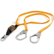 Titan™ by Honeywell Pack-Type Shock-Absorbing Lanyard, T6122-Z7/6FTAF