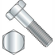 "Hex Cap Screw - 1/4-20 x 1-1/4"" - 18-8 Stainless Steel - PT - UNC - Pkg of 100 - BBI 400012"