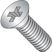 "Machine Screw - 4-40 x 1/4"" - Phillips Flat Head - 18-8 (A2) Stainless Steel - UNC - FT - 1000 Pack"