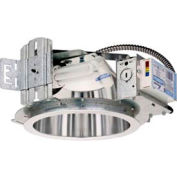 """Lithonia LF8N 1/26-42TRT MV 8"""" Recessed Commerical Grade Housing For Compact Fluor. Horizontal"""