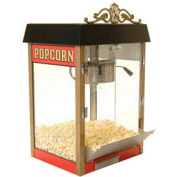 BenchMark USA 11040 Street Vendor Popcorn Machine 4 oz Red 120V 980W