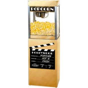 BenchMark USA 30080 Base For Premiere Popper  6oz, 8oz Gold