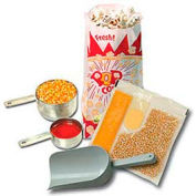 BenchMark USA 45006 Starter Kit for 6 oz. Popcorn Machine