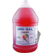 Snow Cone Syrups - Cherry - Pkg Qty 4