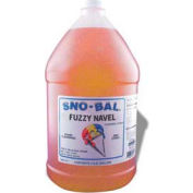 Snow Cone Syrups - Fuzzy Navel - Pkg Qty 4