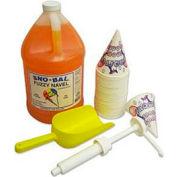 Benchmark 72601 Snow Cone Starter Kit