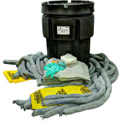 Black Diamond Spill Kit Refill, 95 Gallon Cardboard Box, Universal