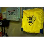 Black Diamond Bag Spill Kit, 4 Capacity Gallon Bag, Universal