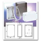 BUD Industries PNR Series ABS NEMA 4X Indoor Box PNR-2604-C