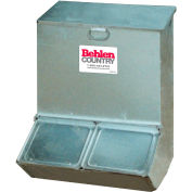 "Behlen Country 2 Door Economy Hog Feeder With Trough Feed Adjustment Control 24""L x 22""W x 28""H"