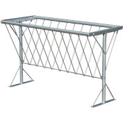 """Behlen Country Hay Rack For 5'L Galvanized Feed Bunk 60""""L x 34""""W x 36""""H"""