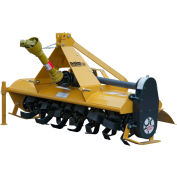 Behlen Country 5' Gear Driven Rotary Tiller Implement 80118050 with Adjustable Feet Category 1