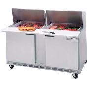 """Tables de préparation de nourriture SPE60 série élite Mega Top, 60"""" W - SPE60HC - 18M"""