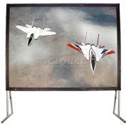 "180"" Diagonal, 108 x 144 Easy Fold Portable Screen, 4:3 Format"