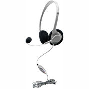HamiltonBuhl Personal USB Headphone w/ Microphone