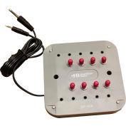 "Jackbox, 1/8"" and TRS Plug, 8 Position, Stereo Mono, Individual Volume Controls"
