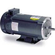 Baldor-Reliance Motor CDP3310, .25HP, 1750RPM, DC, 56C, 3320P, TENV, F1