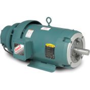 Baldor-Reliance Unit Handling Motor, CEBM3714T-D, 3 PH,10 HP,208-230/460 V,1770 RPM,TEFC,215TC Frame