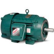 Baldor-Reliance Severe Duty Motor, CECP2333T, 3 PH, 15 HP, 230/460 V, 1765 RPM, TEFC, 254TC Frame