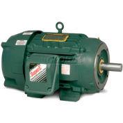Baldor-Reliance Severe Duty Motor, CECP82333T-4, 3 PH, 15 HP, 460 V, 1765 RPM, TEFC, 254TC Frame