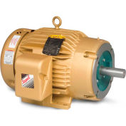 Baldor-Reliance Motor CEM3587T-5, 2HP, 1725RPM, 3PH, 60HZ, 145TC, 0532M, TEFC, F1