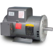 Baldor-Reliance Single Phase Motor, CL1408TM, 1 PH, 115/230 V, 3 HP, 1725 RPM, OPEN, 184TC Frame