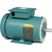 Baldor-Reliance Permanent Magnet Motor, CSPM3546T, 3 PH, 230/460 V, 1 HP, 1800 RPM, TEFC,145TC Frame