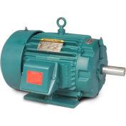 Baldor-Reliance Motor ECP3764T-5, 3HP, 1165RPM, 3PH, 60HZ, 213T, 0737M, TEFC, F1