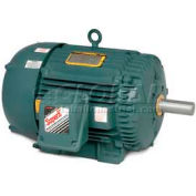 Baldor-Reliance Severe Duty Motor, ECP63665T-4, 3 PH, 5 HP, 460 V, 1750 RPM, TEFC, 184T Frame