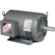 Baldor-Reliance HVAC Motor, EHM3211T-8, 3 PH, 3 HP, 200 V, 1765 RPM, OPSB, 182T Frame