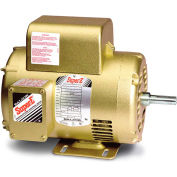 Baldor-Reliance Motor EL1405T, 2HP, 1740RPM, 1PH, 60HZ, 182T, 3623LC, OPSB, F1