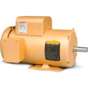 Baldor-Reliance Single Phase Motor, EL3606T, 3 HP, 115/230 Volts, 3450 RPM, TEFC, 182T Frame