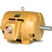 Baldor-Reliance General Purpose Motor, 460 V, 125 HP, 1785 RPM, 3 PH, 405T, DP