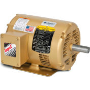 Baldor-Reliance EM31156 1HP 1200RPM 56H Frame 3PH 230/460V, ODP, Rigid, Premium Efficiency