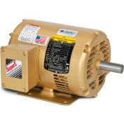 Baldor-Reliance EM31158 3HP 3600RPM 56H Frame 3PH 230/460V, ODP, Rigid, Premium Efficiency