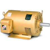 Moteur de CVC de Baldor-Reliance, EM3219T-G, 3 PH, 7,5 HP, 208-230/460 V, 3600 t/mn, ODP, 184T Frame