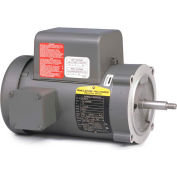 Baldor-Reliance Motor JL3516A, 2HP, 1725RPM, 1PH, 60HZ, 56J, 3535LC, TEFC, F1