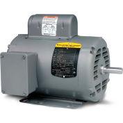 Baldor-Reliance 50 Hertz Motor, L1309-50, 1 PH, 1 HP, 2850 IP23 RPM, 110/220 Volts, OPEN, 56 Frame
