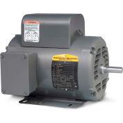 Baldor-Reliance Motor L1511T, 10HP, 3450RPM, 1PH, 60HZ, 215T, 3740L, OPEN, F1