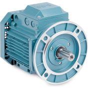 Baldor-Reliance Metric IEC Motor, MVM08112D-AP,3PH, 230/400/460V,3000/36000RPM,1.1/1.5 KW/HP,50/60Hz