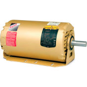 ERHM3162TA moteur Baldor-Reliance, 5HP, 3450 RPM, 3PH, 60HZ, 56HZ, 3535 M, OPEN, F1