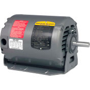 Baldor-Reliance HVAC Motor, RM3157A, 3 PH, 2 HP, 208-230/460 V, 1725 RPM, OPSB, 56H Frame