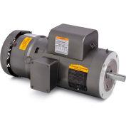 Baldor-Reliance Motor VBL3510T, 1HP, 1725RPM, 1PH, 60HZ, 143TC, 3524L, TEFC, F1