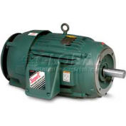 Baldor-Reliance Severe Duty Motor, VECP2334T-4, 3 PH, 20 HP, 460 V, 1765 RPM, TEFC, 256TC Frame