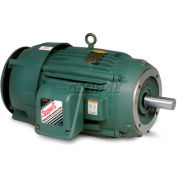 Baldor-Reliance Severe Duty Motor, VECP2334T, 3 PH, 20 HP, 230/460 V, 1765 RPM, TEFC, 256TC Frame
