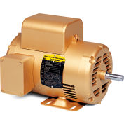 Baldor-Reliance VEL11305 .5HP 56C Frame 1200RPM 115/230V ODP, C-Face Footless, Premium Efficiency