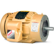 Baldor-Reliance Motor VEM3587T, 2HP, 1755RPM, 3PH, 60HZ, 145TC, 0535M, TEFC, F1
